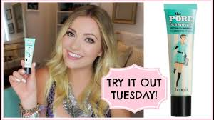 benefit the porefessional face primer review demo style by dani