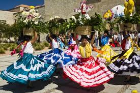 mexican people dancing. Beautiful People Female Mexican Folk Dancers In People Dancing C