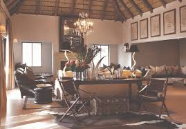 south african decor: safari living room decor south african themes living