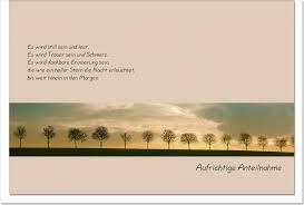 Trauerkarten Und Danksagung In Besonderer Qualität