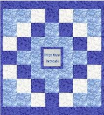 Personalized baby quilts, personalized handmade baby quilt ... & Personalized baby quilt design 4 Adamdwight.com