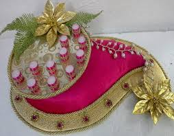 How To Decorate Trays For Indian Wedding Indian Wedding Tray Decoration Pictures 60 indian wedding 33