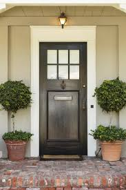 black single front doors. Single Farmhouse Front Door Black Doors
