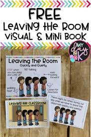 Preschool Classroom Design Tool Evacuating The Classroom Visuals Freebie Kindergarten