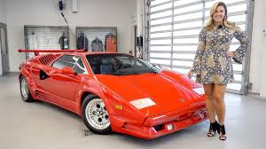 2018 lamborghini countach. perfect 2018 an overview of the legendary 1989 lamborghini countach 25th anniversary   startu0026rev and 2018 lamborghini countach