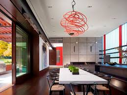 modern dining lighting. View In Gallery Modern Dining Room With The Limited Edition Lustre Confusion By Herve Van Der Straeten [From Lighting N
