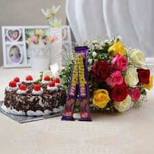 Send Cakes For Parents In India Order Birthday Cakes Online