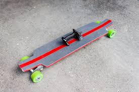 picture of diy electric longboard for 300