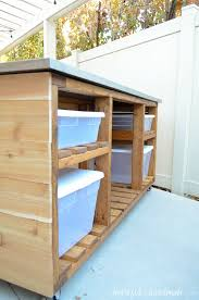 other collections of outdoor kitchen storage with regard to your home