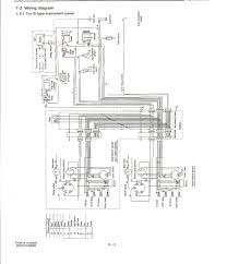 yanmar 4jh3 hte 10 years 3200hrs will not restart after here is the wiring diagram i have colored the wires red actual color white so you know which wires and where to check you want voltage at these locations