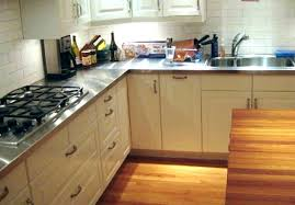 ikea stainless steel countertop stainless steel countertop ikea fabulous prefab granite countertops