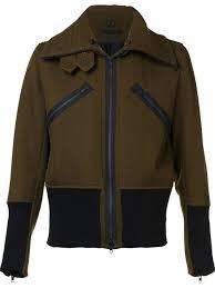 ann demeulemeester radcliff er jacket brown black men clothing jackets ann demeulemeester tops ann demeulemeester boots barneys uk