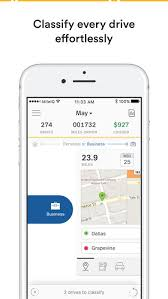 business mileage tracker mileiq mileage log and tracker on the app store