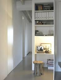 next hallway furniture. desk hallway downstairs entrance high ceilings white paint cast floor tall handmade corner laptop next furniture