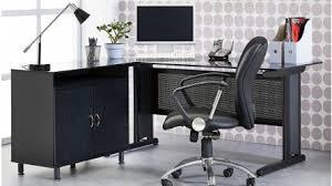 office desks home. Apex 1600mm Office Desk - Black Desks Home B
