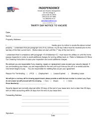 10 Landlord Letters To Tenant To Vacate Payment Format