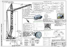Модернизация башенного крана стройдиплом Диплом Курсовая Скачать генеральный план строительства Материалы для строительства Сметы Подбор строительной техники