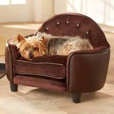 small dog furniture. Image Is Loading Small-Dog-Bed-Couch-Sofa-Toy-Storage-Luxury- Small Dog Furniture