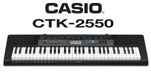 Casio Lk 190 61 Key Premium Lighted Keyboard Casio Ctk 2550 Review One Of The Best Under 100 Keyboard