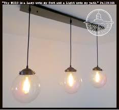 kitchen pendant track lighting fixtures copy. Biddeford. Modern LIGHT Trio Of Large Globe With Edison Bulbs Kitchen Pendant Track Lighting Fixtures Copy