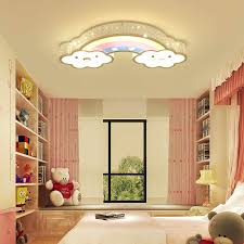 Modern Cartoon <b>Lovely</b> Pig Page Led Ceiling Light Lamp <b>Girls</b> ...