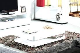 glossy white coffee table glossy white coffee table awesome white coffee table with regard to high glossy white coffee table