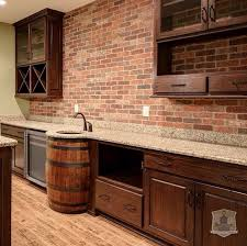 wine barrel bar plans. The Exposed Brick Wine Barrel Sink Look Great. Maybe I Would Use A Keg. Want Big Glass Fridges In Bar Room With Beachy Vibe. Plans B