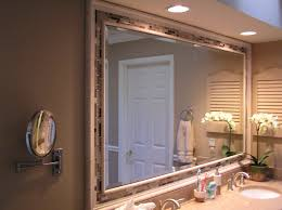 Decorating Bathroom Mirrors Fancy Mirrors For Bathrooms Home Design Ideas In Lovely Fancy