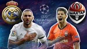Реал Мадрид - Шахтер 2:3: онлайн трансляция матча - Лига чемпионов