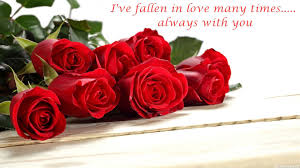 Beautiful Red Rose Quotes