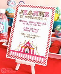 il 570xn creative diy carnival party invitation