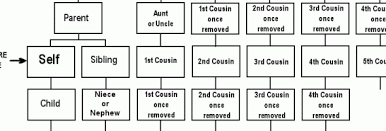 Alice J Ramsay Family Chart Understand The Difference Between Second Cousins And Cousins