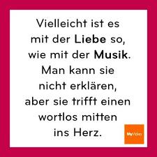 Liebe Musik At Cinderella83 Sprüche Und Redewendungen