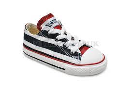 converse infant shoes. converse infant\u0027s - chuck taylor ct ox lo blue white boys\u0027 shoes trainers, infant