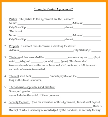 Simple Rental Agreement Template House Rental Agreements Templates House Rental Agreement Ate Home