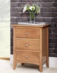 bedroom furniture bedside tables. Edward Hopper Oak Bedside Table (3 Drawer), ASSEMBLED Cabinet, Easy Glide Metal Runners: Amazon.co.uk: Kitchen \u0026 Home Bedroom Furniture Tables