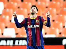 Lionel Messi to sign new five-year deal ...