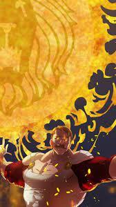 Escanor Cruel Sun 4K Wallpaper #4.1114
