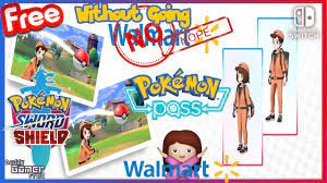 Get the Walmart Trainer Outfit FREE In Pokemon Sword and Shield WITHOUT  GOING GPS Spoof Guide - YouTube