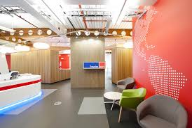 travelex office design fit out project kings cross office interiors office relocation adelphi capital office design office