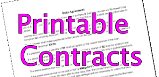 Download editable contract templates and send them for signature right away. Sample Contracts Contract Templates