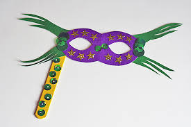 How To Decorate Mardi Gras Masks
