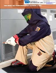 Salisbury Arc Flash Protection Clothing Kits Arc Flash