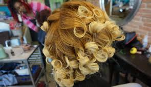 pink afro salon de coiffure afro à