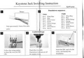 similiar keystone cat wiring diagram keywords keystone cat 6 wiring diagram