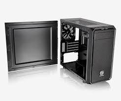 Купить <b>корпус thermaltake versa h15</b>/black 1*5.25, 3*3.5/3*2.5int ...