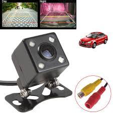 reverse light wiring reviews online shopping reverse light universal waterproof rear view camera wide angle car back reverse camera ccd 4 led light night vision parking assistance camera