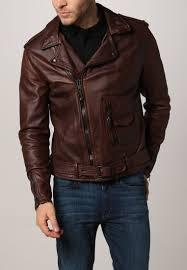 schott made in usa men jackets 629 leather jacket brown schott pants leather