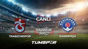 Trabzonspor Kasımpaşa maçı canlı izle! A Spor TS Kasımpaşa maçı canlı skor  takip! - Tüm Spor Haber