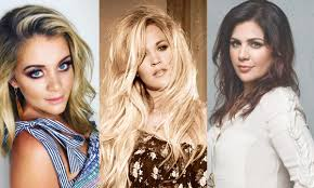 country stars without makeup